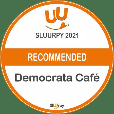 Democrata Café - Sluurpy